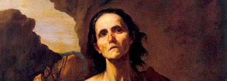 Хусепе де Рибера, Св. Мария Египетская, 1641