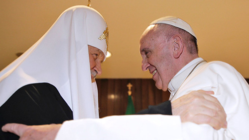 Pope-Francis-and-Patriarch-Kirill-900